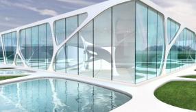 Дом из стекла