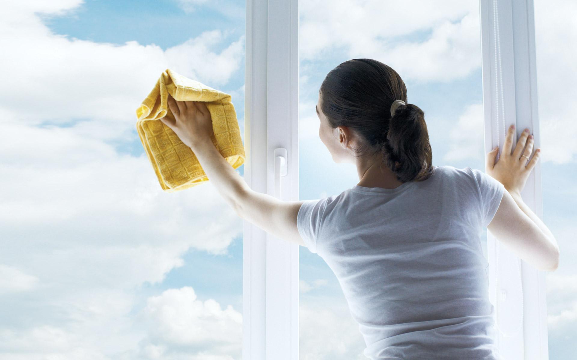 Грязные пластиковые окна нарушают эстетику фасада