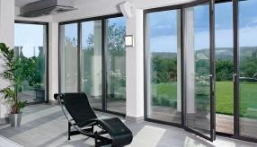 Алюминиевый профиль имеет широкое применение. Заказать алюминиевые двери в Астане/Нур-Султане